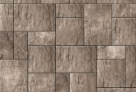 Beacon fill oak brown fusion coloured stones